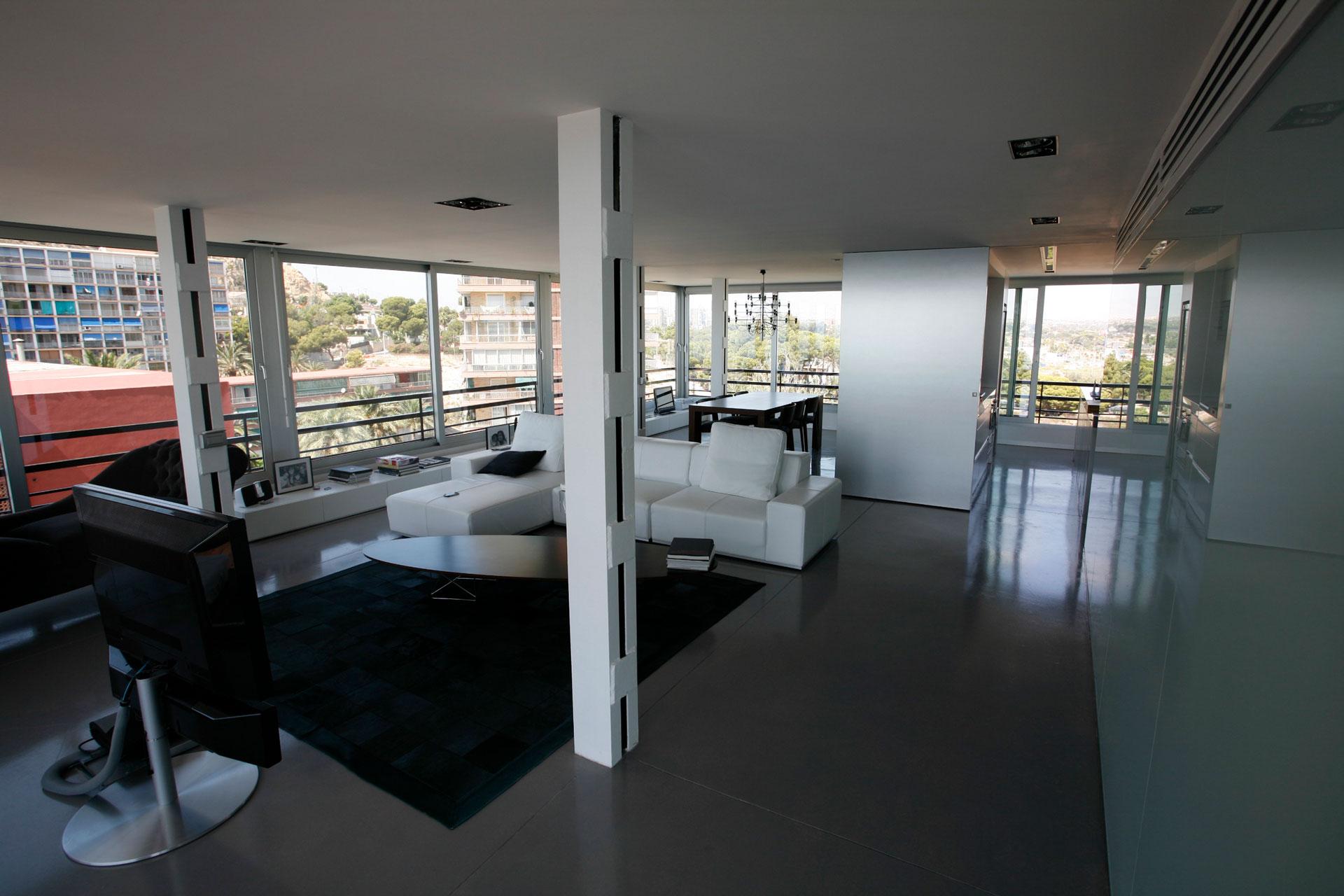 Proyecto arquitectónico en la Albufereta de Alicante