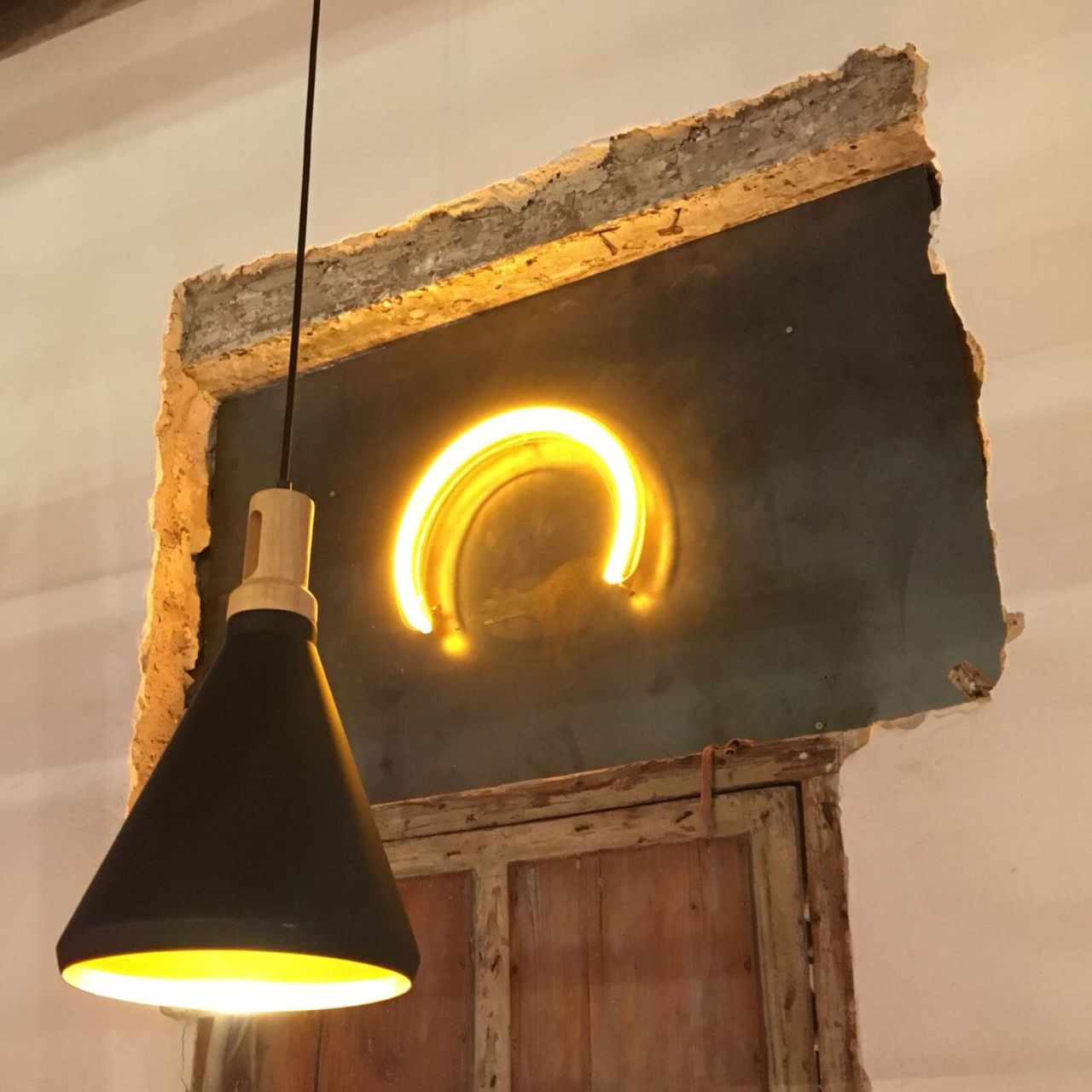 Proyecto de interiorismo restaurante San Telmo (Alicante)