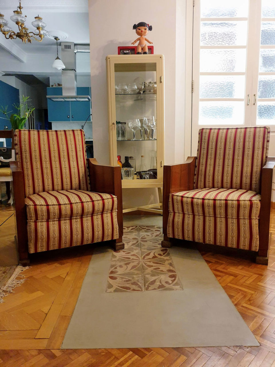 Proyecto interiorismo. Salón